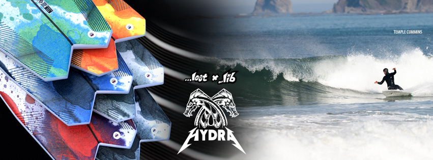 Lib Tech Lost Hydra Surfboard